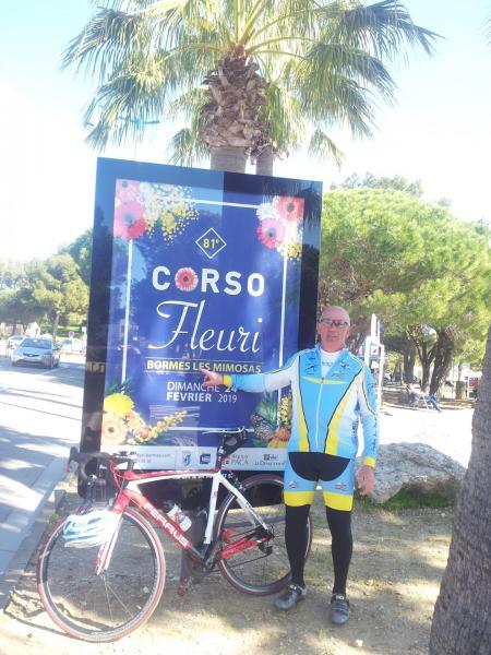 Les couleurs du club sur les routes de provence merci roland 1